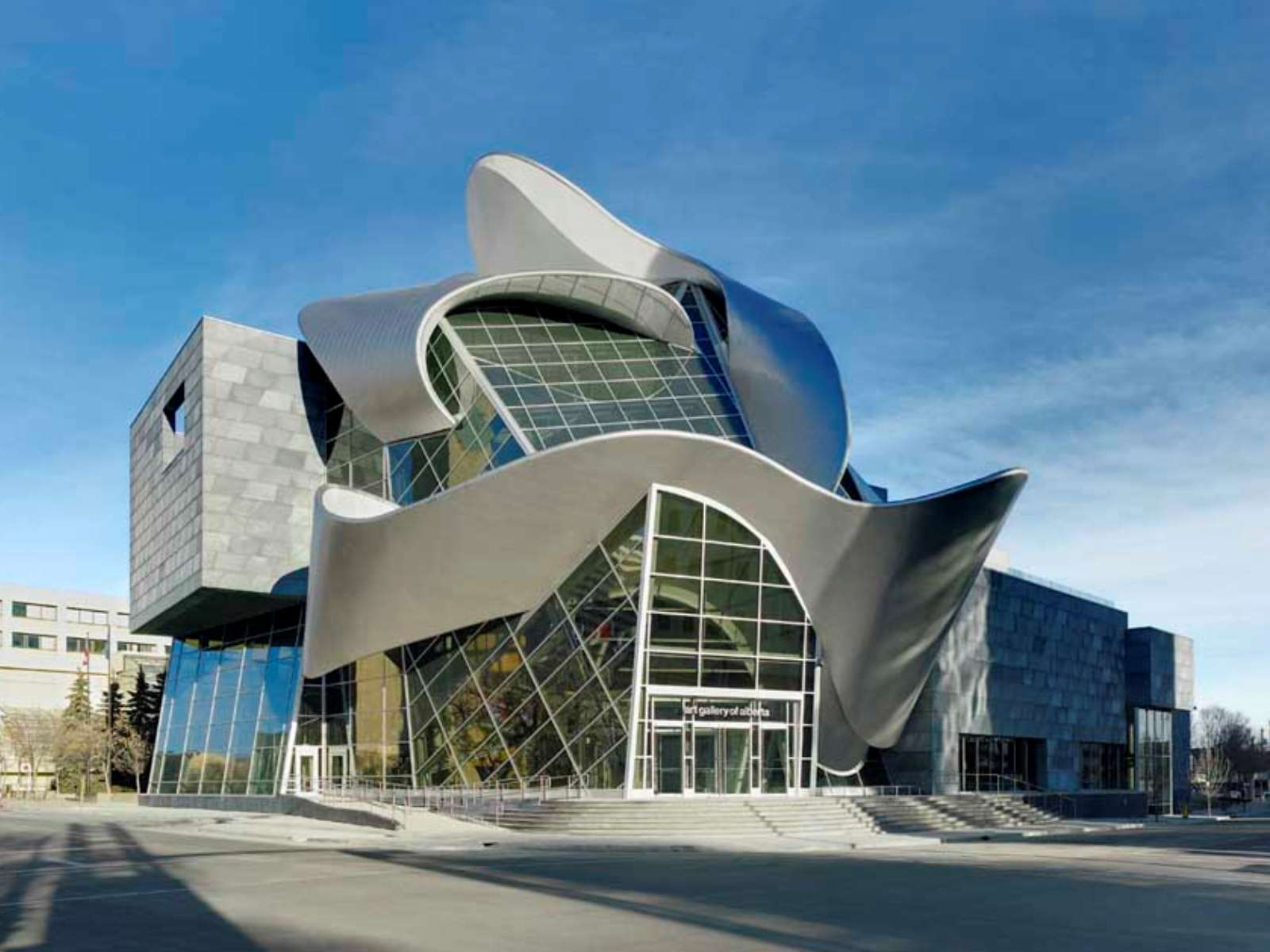 Architecture Art Of Building Design Utau City